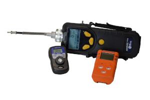 Détecteurs de gaz et analyseurs de COV