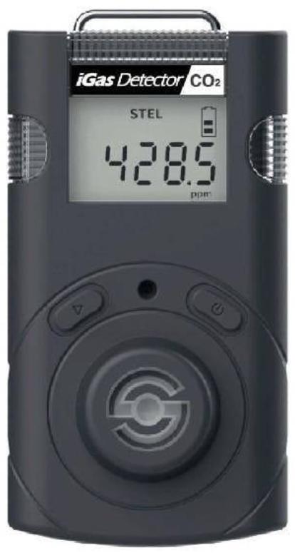détecteur dioxyde de carbone iGas CO2